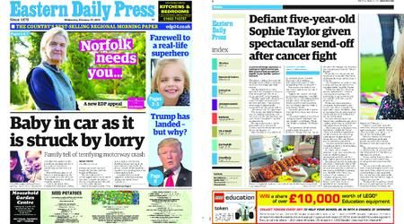 Eastern Daily Press – February 27, 2019