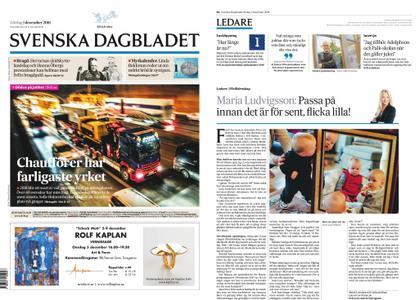 Svenska Dagbladet – 01 december 2018