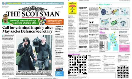 The Scotsman – May 02, 2019