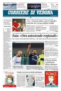 Corriere di Verona – 23 dicembre 2018