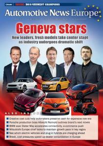 Automotive News Europe - March 2019
