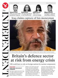 The Independent - 12 October 2021