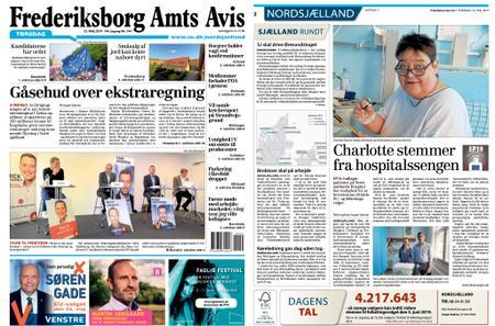 Frederiksborg Amts Avis – 23. maj 2019