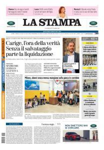 La Stampa Torino Provincia e Canavese - 20 Settembre 2019