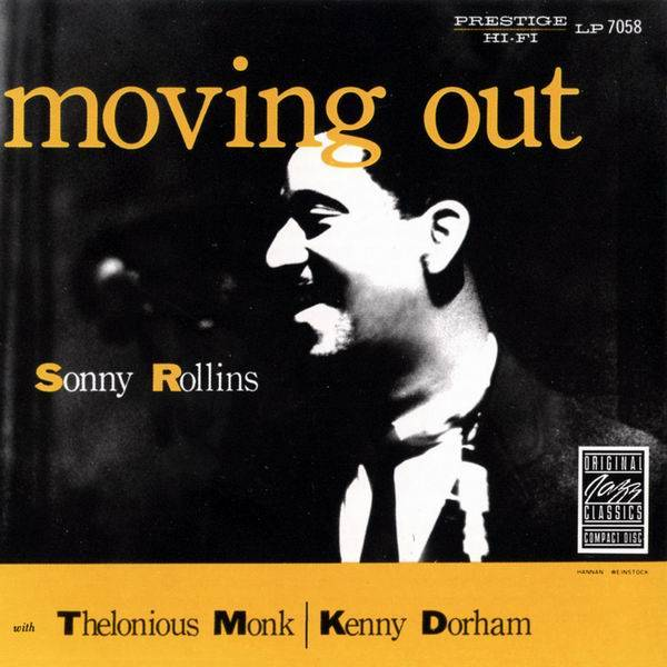 Sonny Rollins - Moving Out (1956) [Reissue 1987] (Repost)