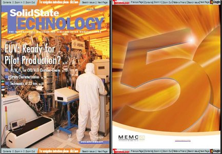 Solid State Technology Magazine- February 01, 2009