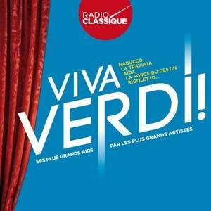 VA - Viva Verdi! - Radio Classique (2017)