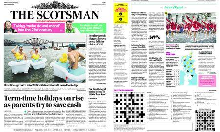 The Scotsman – January 02, 2018