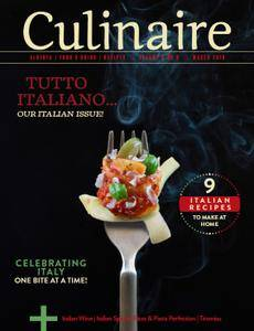 Culinaire Magazine - March 2018
