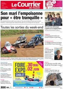 Le Courrier de l'Ouest Cholet – 24 mai 2019
