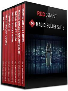 Red Giant Magic Bullet Suite 13.0.2 (Win/Mac)