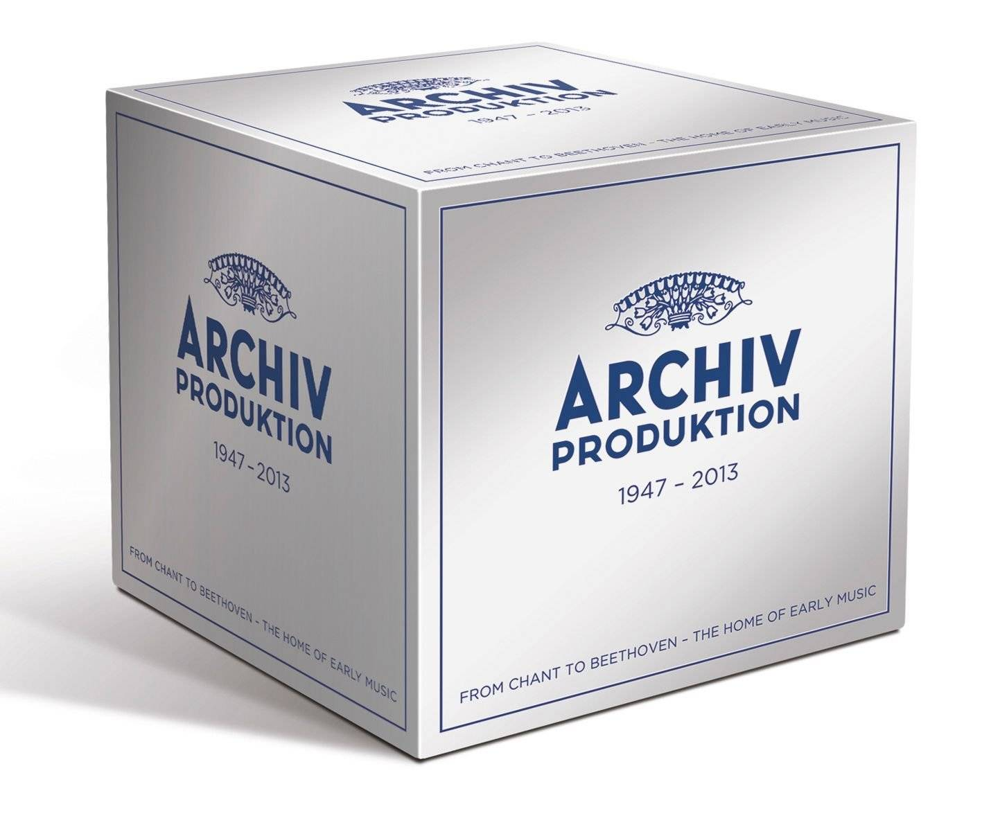 VA - Archiv Produktion 1947-2013: A Celebration of Artistic Excellence from the Home of Early Music (2013) (55 CDs Box Set)