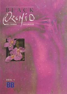 Black Orchid - I01 - Integraal