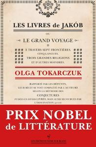 """Olga Tokarczuk, """"Les Livres de Jakób"""""""