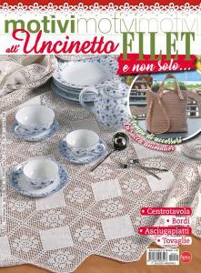 Motivi all'Uncinetto N.40 - Marzo-Aprile 2019
