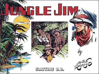 Jungle Jim - Tome 2 (Int. 1938-1939)