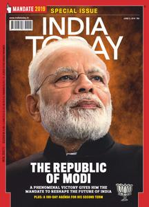 India Today - June 03, 2019