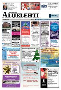 Orimattilan Aluelehti – 11.12.2019