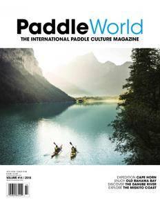Paddle World Magazine - July 2018