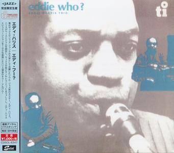 Eddie Harris Trio - Eddie Who? (1986) {2015 Japan Timeless Jazz Master Collection Complete Series CDSOL-6347}