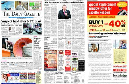 The Daily Gazette – December 12, 2017