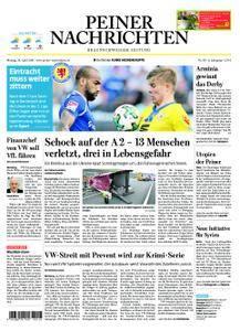 Peiner Nachrichten - 16. April 2018