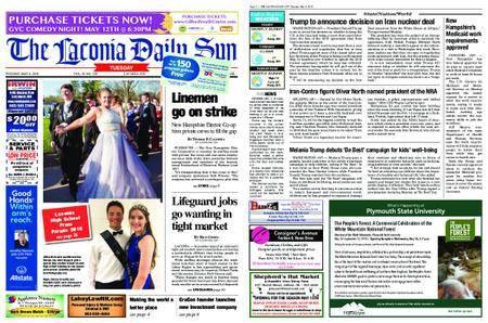 The Laconia Daily Sun – May 08, 2018