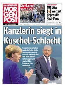 Hamburger Morgenpost - 04. September 2017