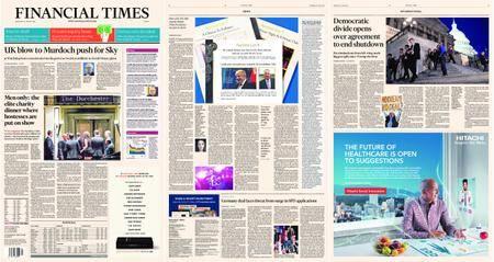 Financial Times Europe – 24 January 2018