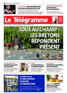 Le Télégramme Saint Malo – 01 avril 2020