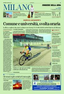 Corriere della Sera Milano – 05 giugno 2020