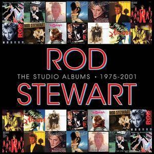 Rod Stewart - The Studio Albums 1975-2001 (2013) [Limited Edition] 14CD Box Set