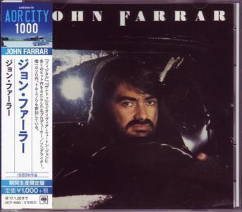 John Farrar - John Farrar (1980) [2016, Japan]