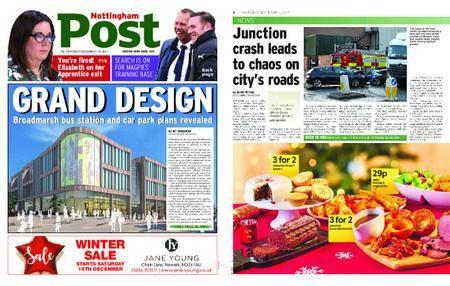 Nottingham Post – December 14, 2017