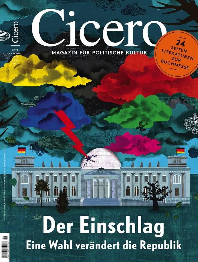 Cicero Nr.10 - Oktober 2017