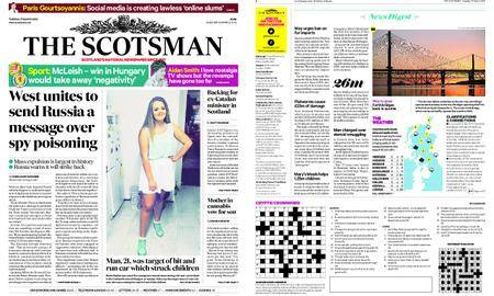 The Scotsman – March 27, 2018