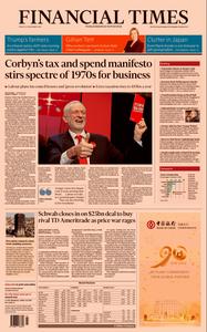 Financial Times UK – 22 November 2019