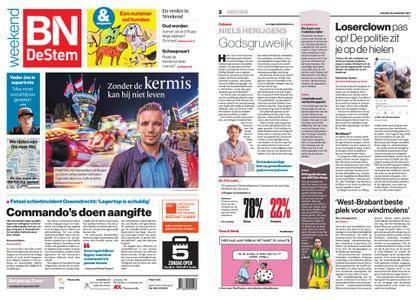 BN DeStem - Bergen op Zoom – 30 september 2017
