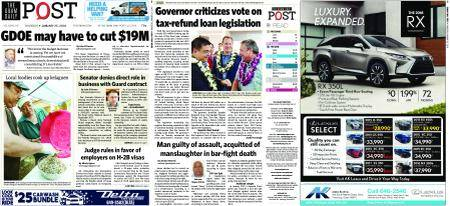 The Guam Daily Post – January 25, 2018