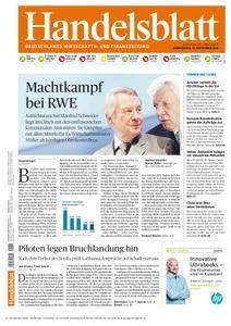 Handelsblatt - 10. September 2015