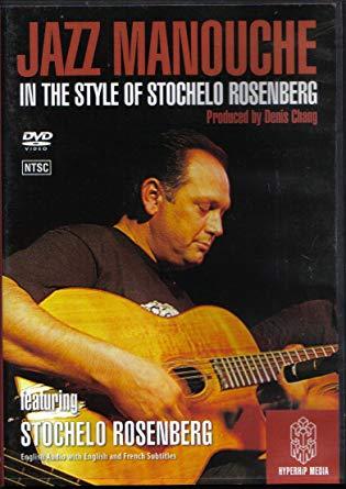 Jazz Manouche - In the style of Stochelo Rosenberg