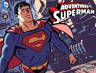 Adventures of Superman 050 2014 Digital