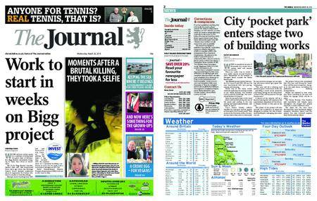 The Journal – March 28, 2018