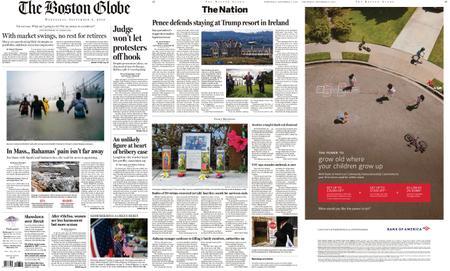 The Boston Globe – September 04, 2019