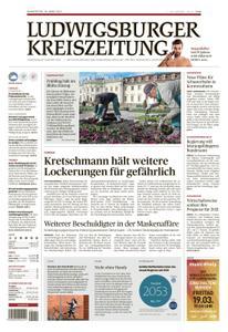 Ludwigsburger Kreiszeitung LKZ - 18 März 2021