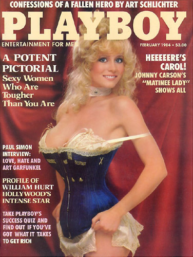 Playboy №2 (february 1984)USA