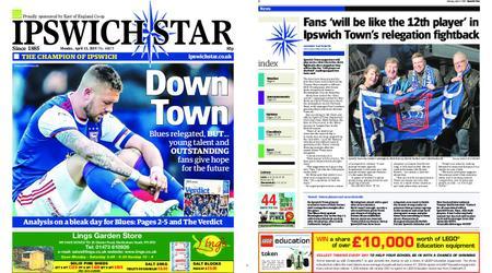 Ipswich Star – April 15, 2019