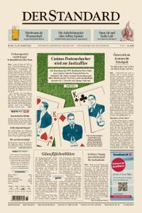 Der Standard – 14. August 2019