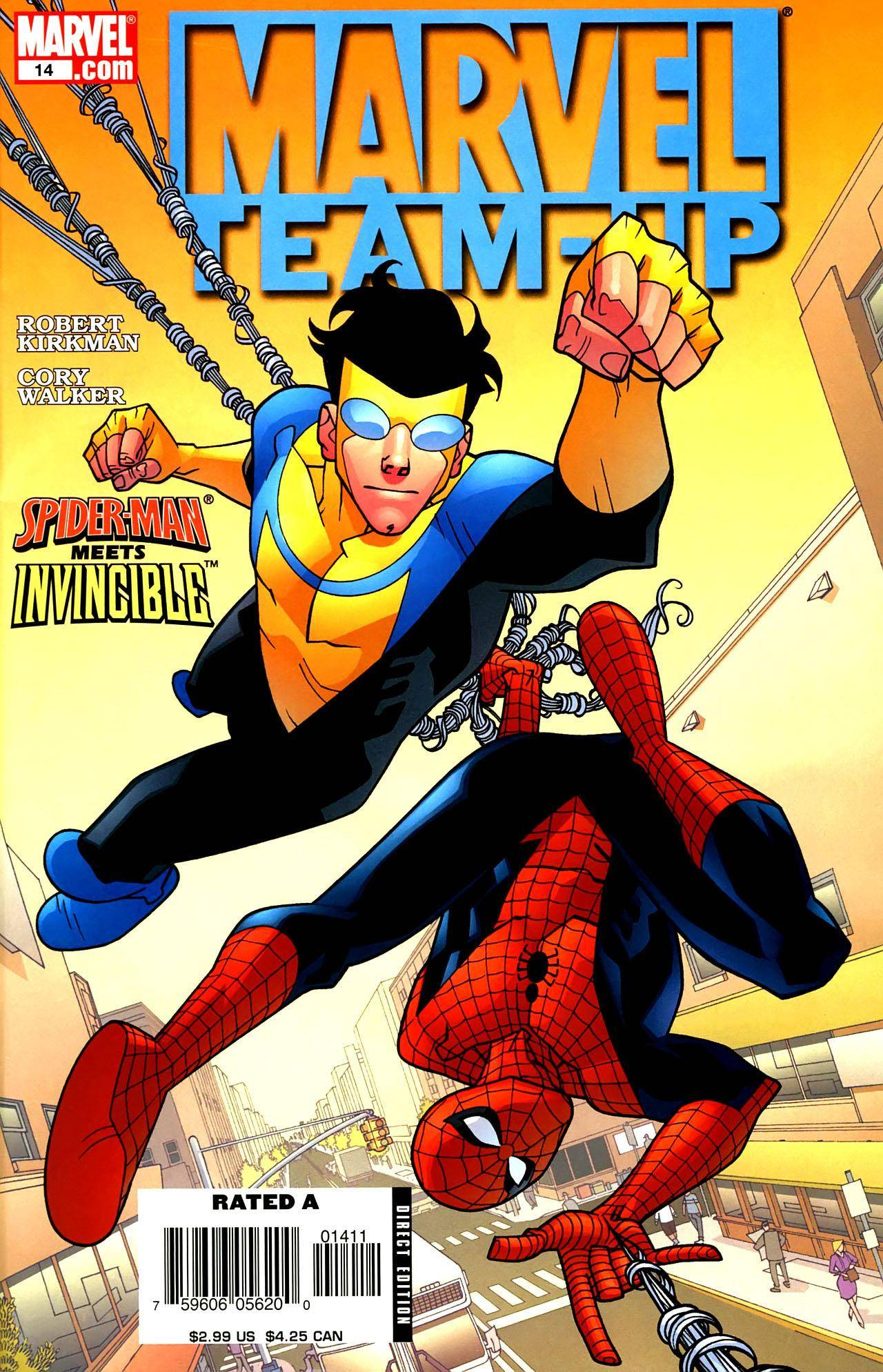 Marvel Team-Up v3 14