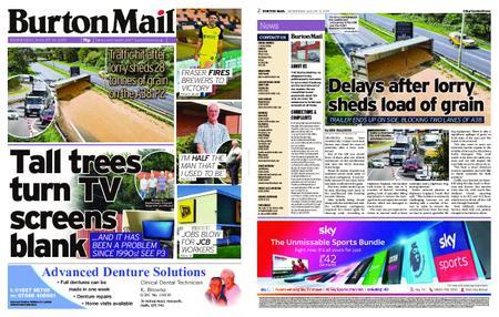 Burton Mail – August 14, 2019